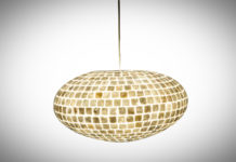 Hanglamp Moni white 60cm-