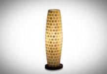 Tafellamp Moni white 70cm
