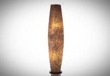 Tafellamp Wangi gold 100cm-