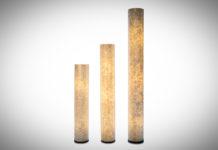 Vloerlamp Full shell 100-150-200cm