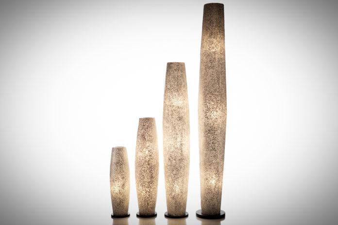 Vloerlamp Wangi White 70-100-150-200cm