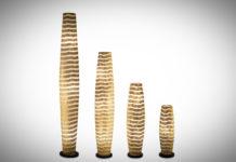 Vloerlamp Waves Wit 70-100-150-200cm