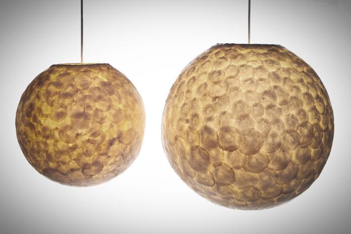 hanglamp Full Shell ball 40-50cm