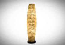 tafellamp Moni white 100cm