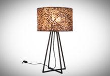 tafellamp Wangi gold capri 50cm